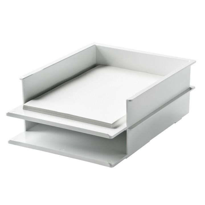 Standard - Portacorrispondenza frontale (confezione da 2 pezzi)