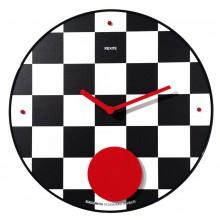 Appuntamento - Scaccomatto - Orologio a pendolo da parete