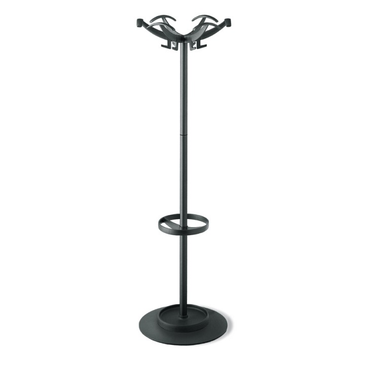 Doppiopetto - Coat stand with umbrella stand kit
