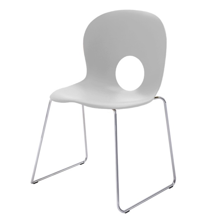 Olivia Slim - Stackable chair