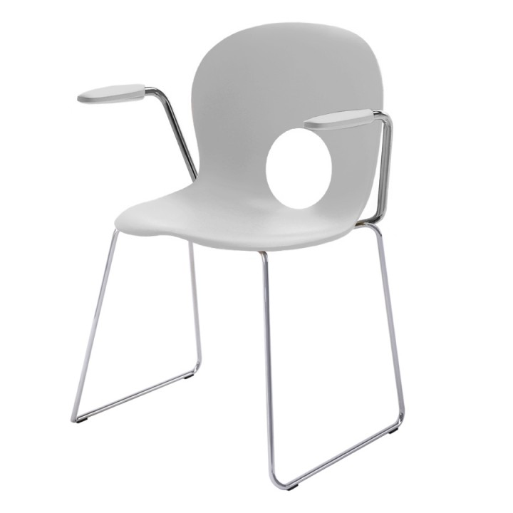 Olivia Slim - Stackable armchair