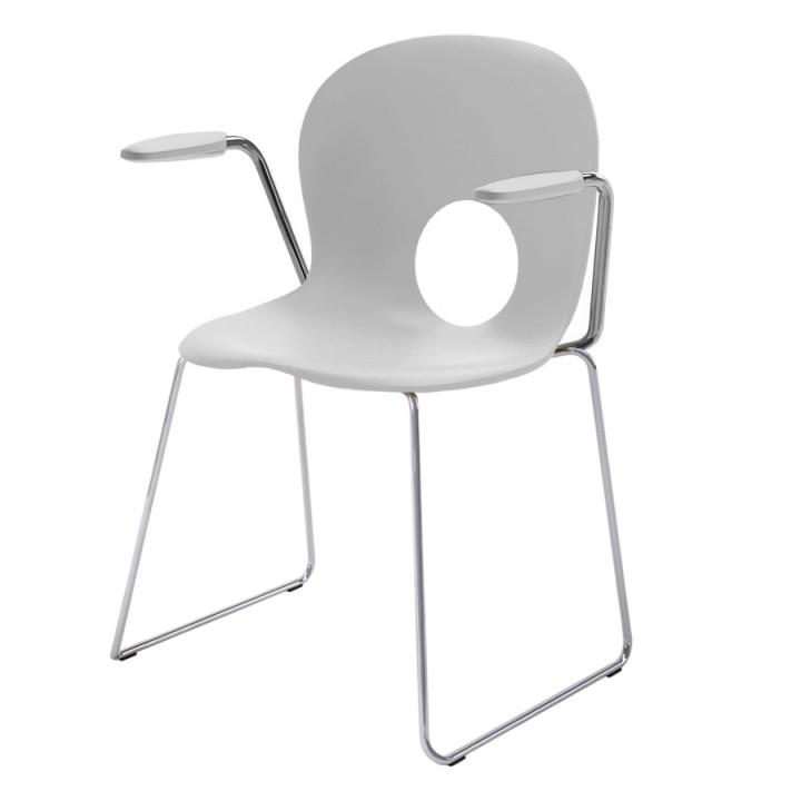 Olivia Slim - Stackable armchair
