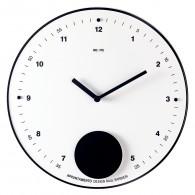 Appuntamento - White - Pendulum wall clock