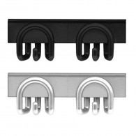 Dueposti - Double wall coat hanger