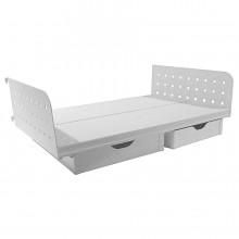 Trieste - Shelf with drawers
