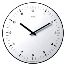 Orario - White - Wall clock