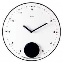 Appuntamento - White - Pendulum wall clock