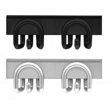 Dueposti - Double wall coat hanger
