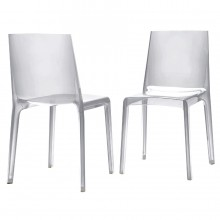 Eveline - Stackable chair